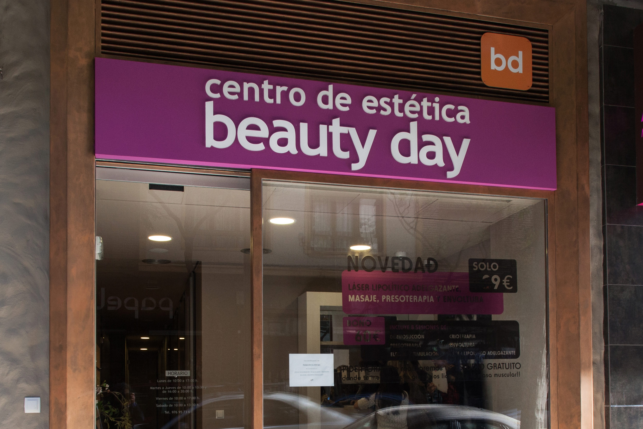 Centro de estética Beauty Day